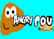 Angry Pou