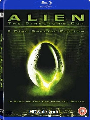 Alien (1979) Movie Download 720p BluRay 800mb