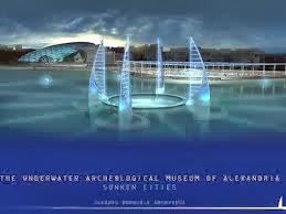 destinos com história - Museu Subaquático de Alexandria