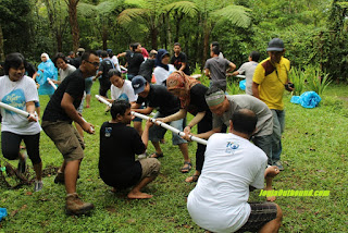 Outbound Kaliurang Jogja