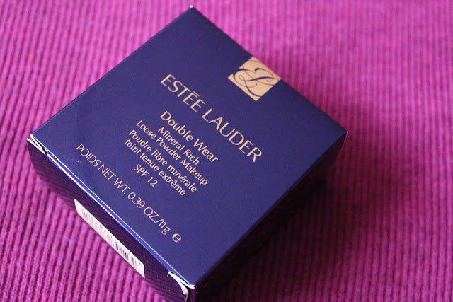 Estee Lauder Double Wear Mineral RIch Stay in Place Loose Powder Make Up