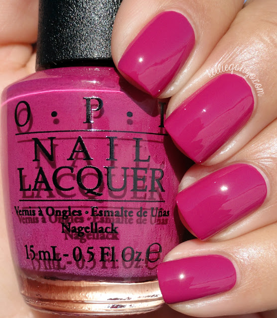 OPI Spare Me a French Quarter?