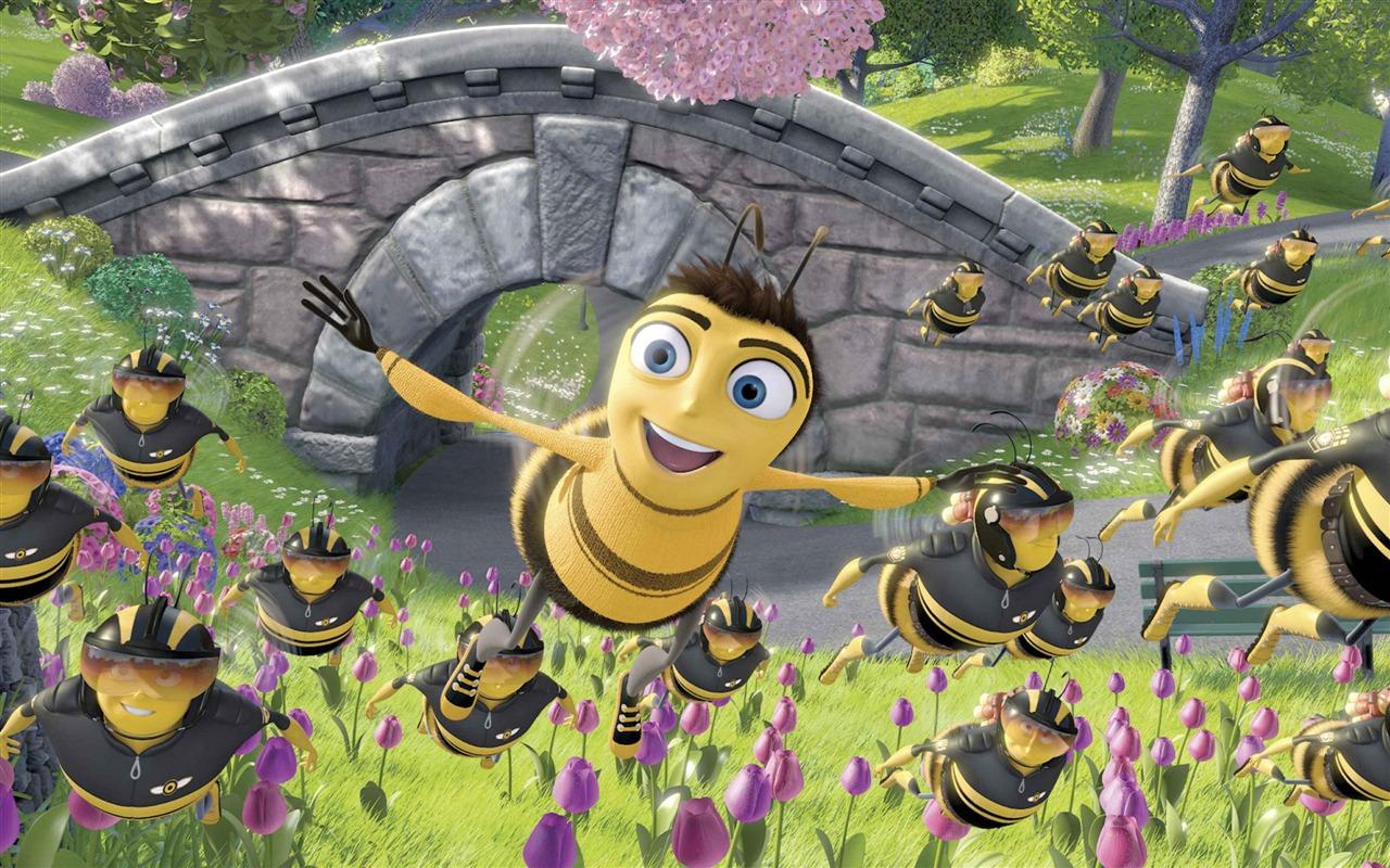Resultado de imagem para BEE MOVIE - A HISTÓRIA DE UMA ABELHA