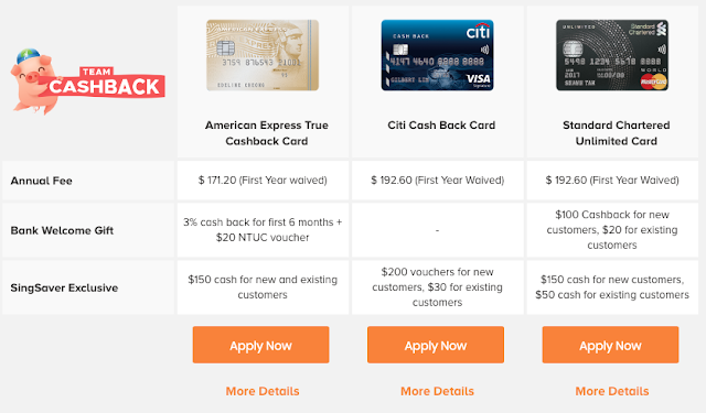 Save more money in 12 with the best cashback credit cards!