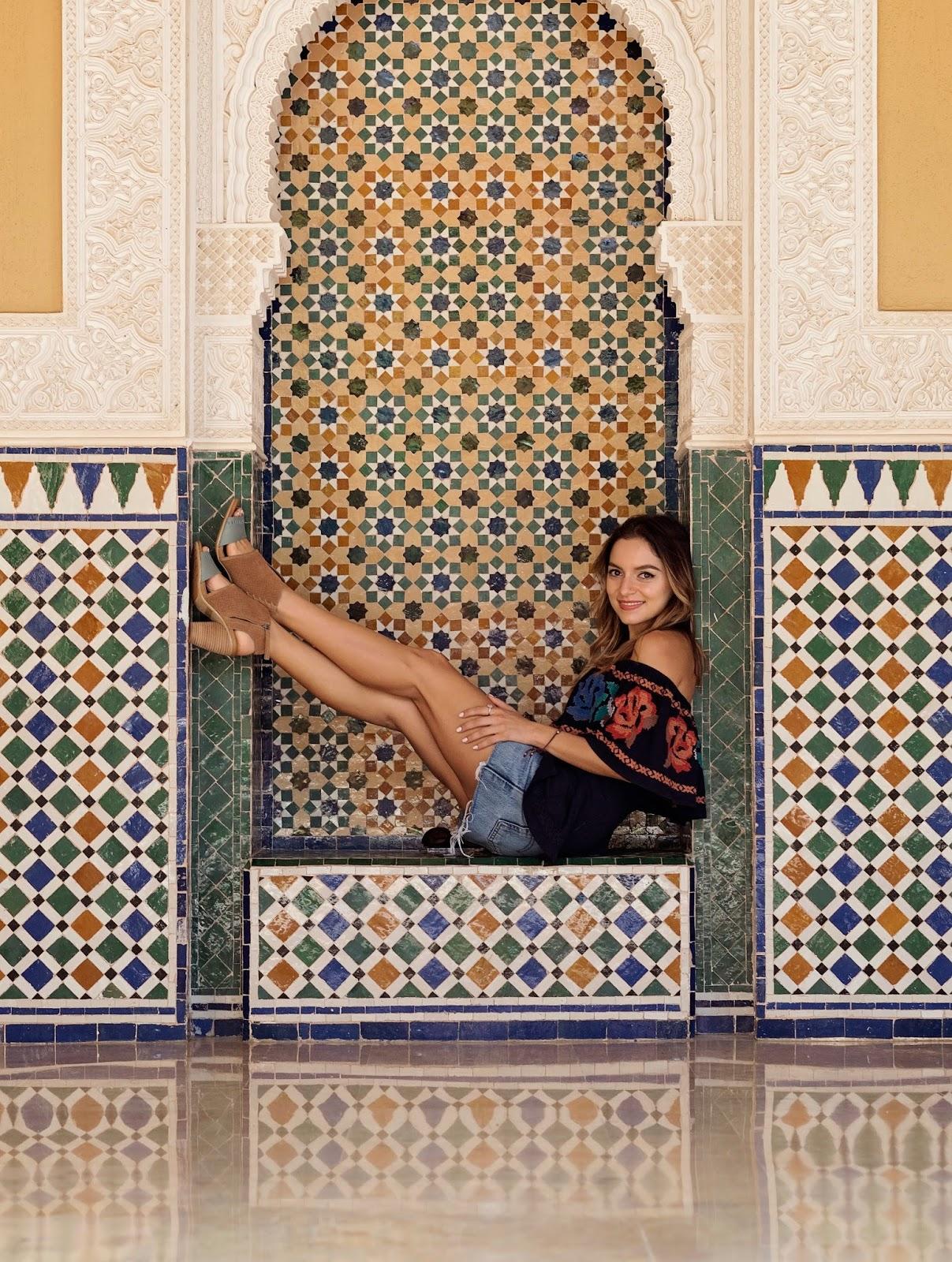 Whitney's Wonderland UK Top Luxury Fashion and Travel Blogger shares her experience at Mazagan Beach Resort with EMU Australia.