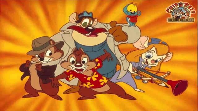 Animação em Foco: TICO e TECO e os Defensores da Lei (1989)