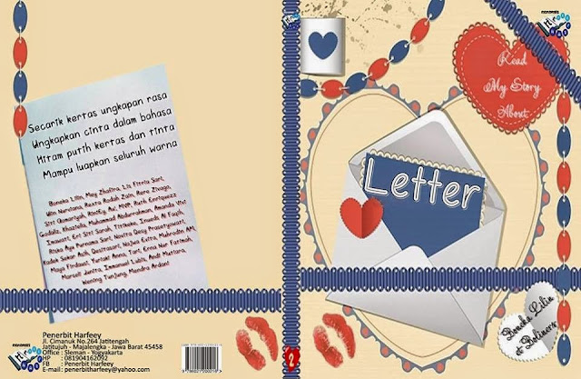 Hasil gambar untuk letter by marseli junita