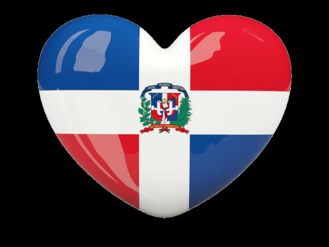 Graafix Flag Of Dominican Republic