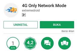Cara Mengunci Jaringan 4G di Smartphone Android dengan Mudah