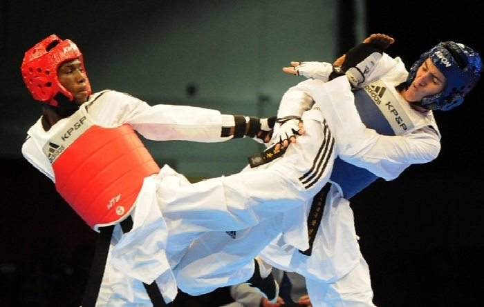 Bernardo Pie conquista oro en Panamericano de Taekwondo