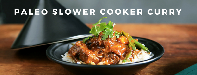 Paleo Slower Cooker Curry