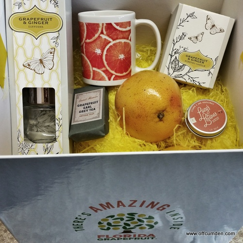 grapefruit hamper