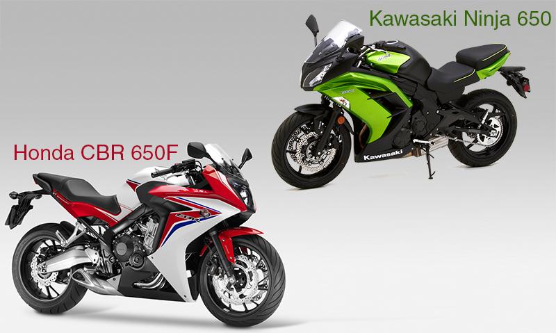Kawasaki Ninja Vs Honda Cbrr