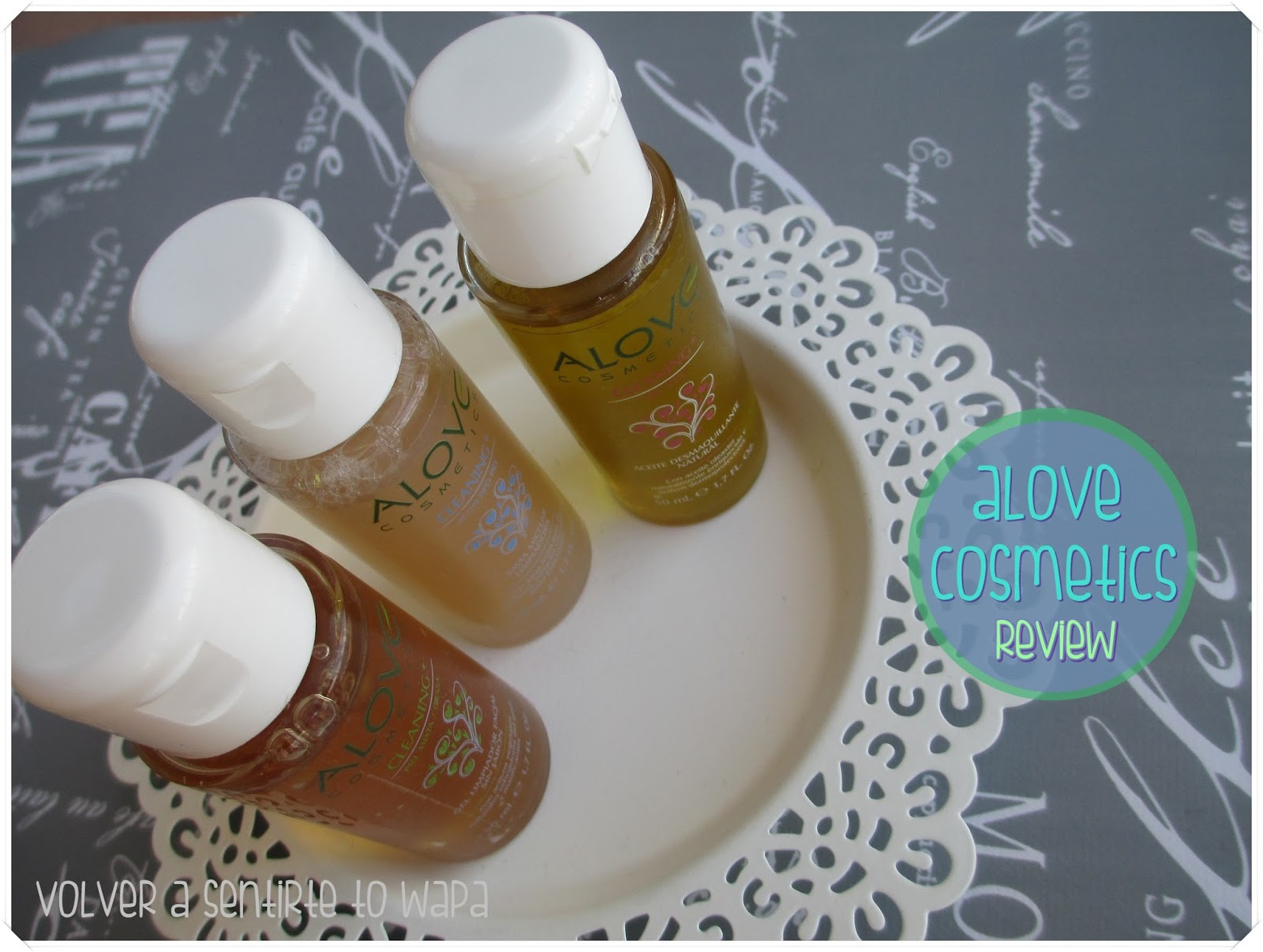 Alove Cosmetics - Gama Cleaning+