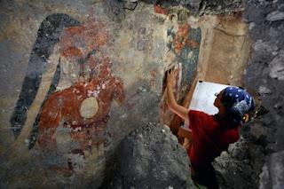 Xultun , Situs Kerajaan dan Kalender Misterius Suku Maya
