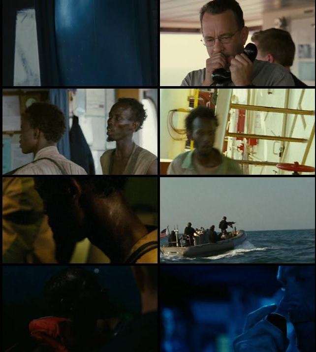 Captain Phillips 2013 Dual Audio Hindi 720p BluRay 900mb