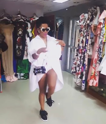 Is It Your Skin or Your Mother's Skin? – 46 Year Old Nigerian Woman Blasts People Criticizing Her Choice Of Outfit
