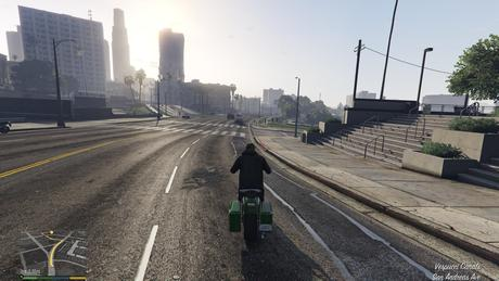 Grand Theft Auto V Gameplay Screenshots