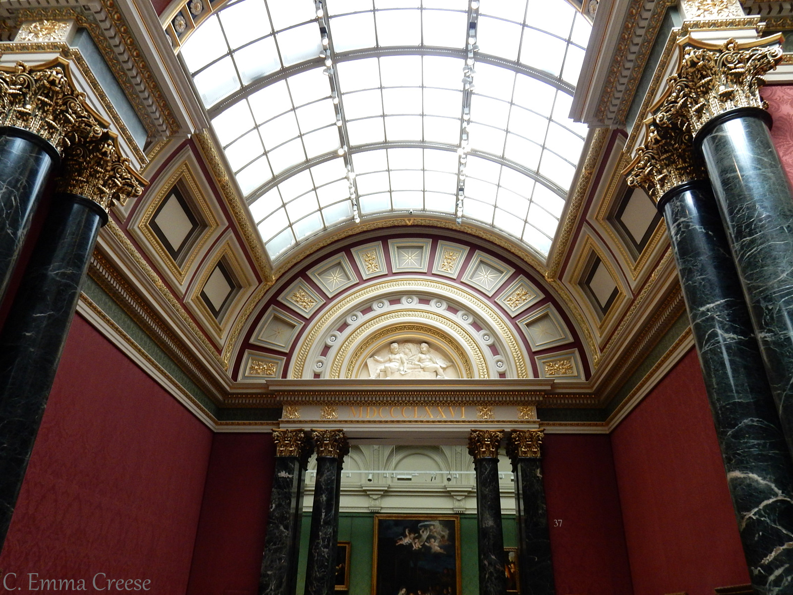 Places to see in London the National Gallery of Art