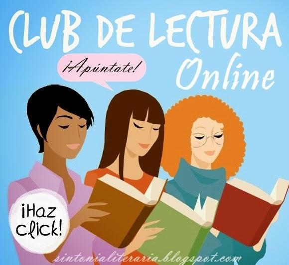 Club de lectura Online del blog Sintonía Literaria