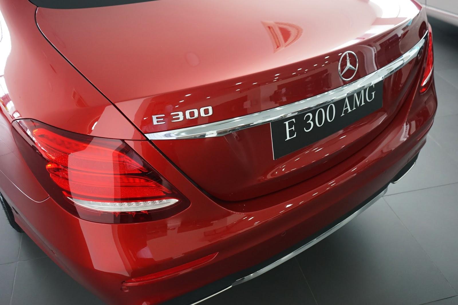 xe Mercedes Benz E400 thế hệ mới 04