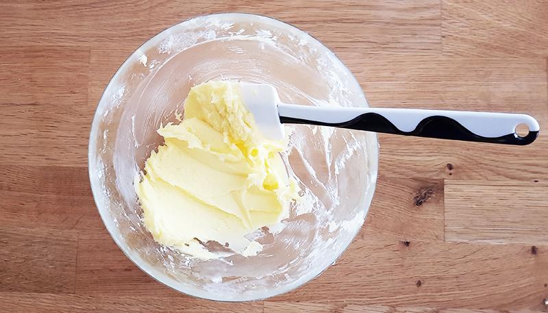 crémage pour pâte sucrée