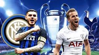 بث مباشر مباراة توتنهام وانتر ميلان اليوم 28/11/2018 | ابطال اوروبا Tottenham vs Inter Milan live