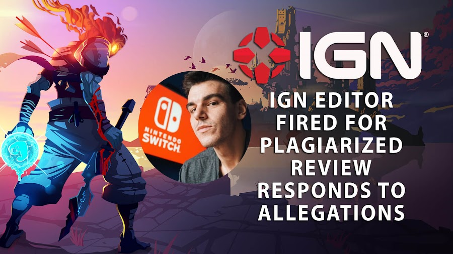ign editor responds plagiarized review allegations