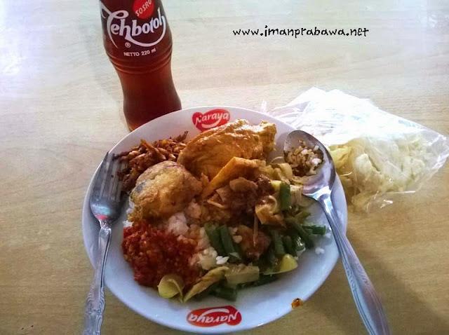 Nasi Rames Tanjung Pinang