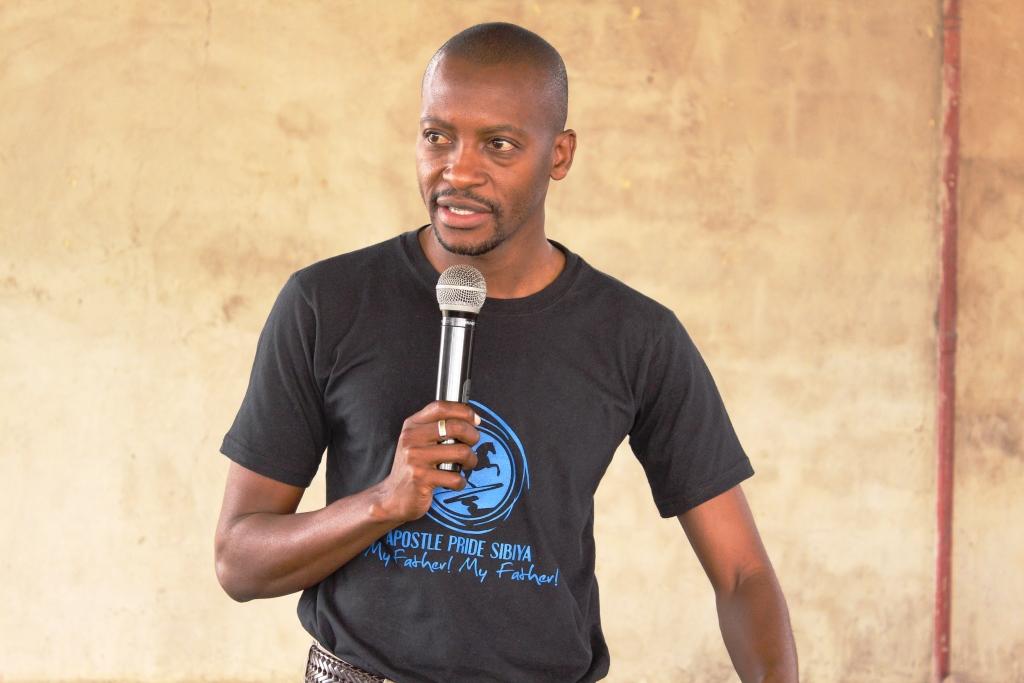 Apostle Pride Sibiya - Overcoming Crisis by Myles Munroe