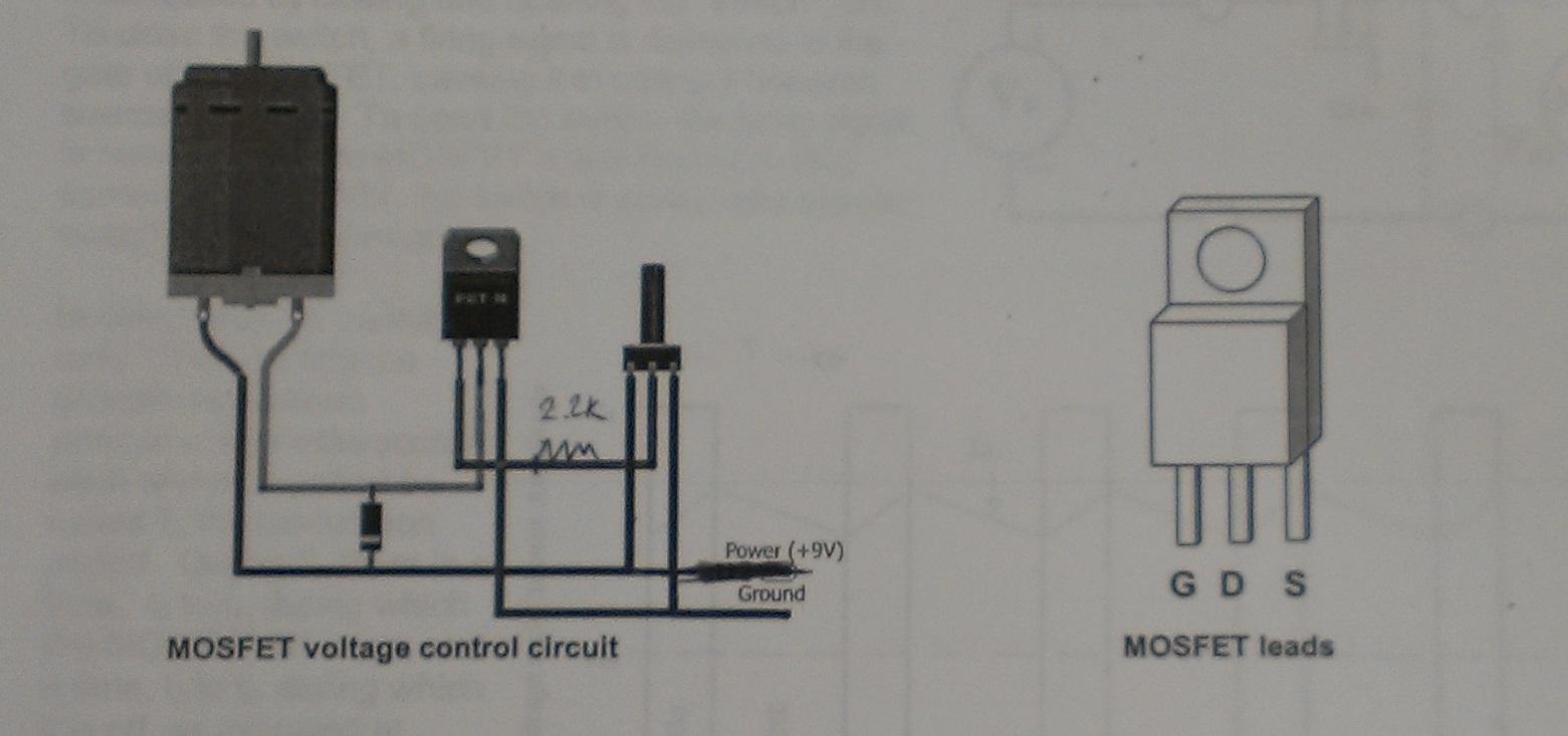 Control Circuit Diagram Furthermore Dc Motor Speed Control Circuit