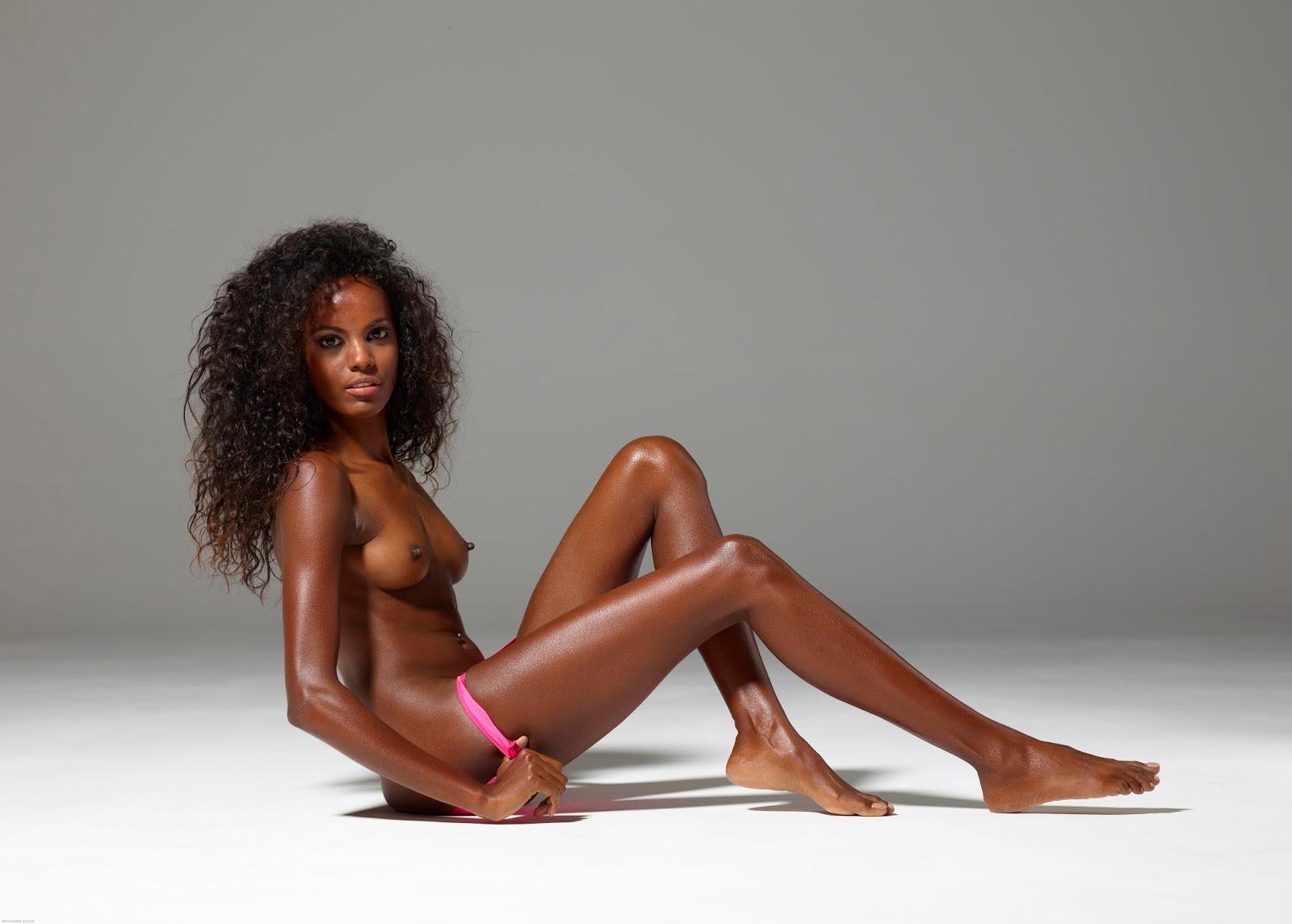 Porno-Video von Schwarzen