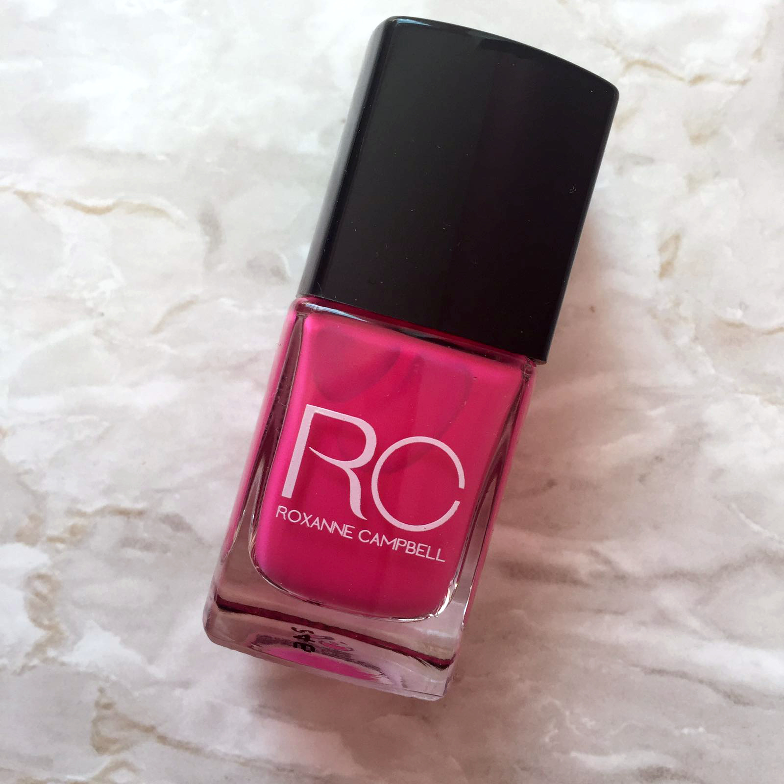 A New Nail Polish Brand - Roxanne Campbell - Mammaful Zo: Beauty ...