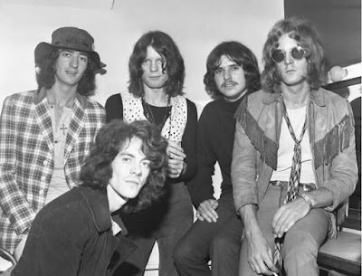 Spooky Tooth photo courtesy BBC