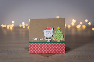 BOŻE NARODZENIE: kolejna porcja kartek świątecznych
