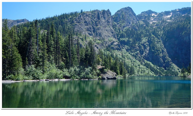 Lake Angeles: Among the Mountains
