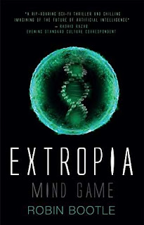 Extropia: Mind Game - Young Adult Science Fiction Fantasy by Robin Bootle
