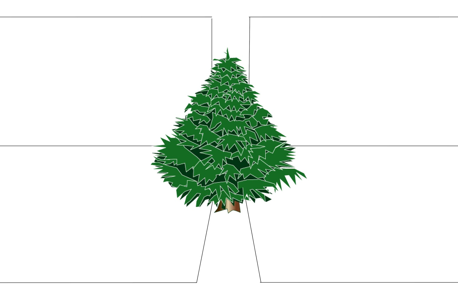 Pick Me, I'd Make The Best Christmas Tree: Persuasive