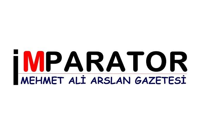 İMPARATOR MEHMET ALİ ARSLAN GAZETESİ logo