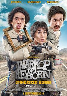 DOWNLOAD FILM WARKOP DKI REBORN: JANGKRIK BOSS PART 1 (2016) FULL MOVIE