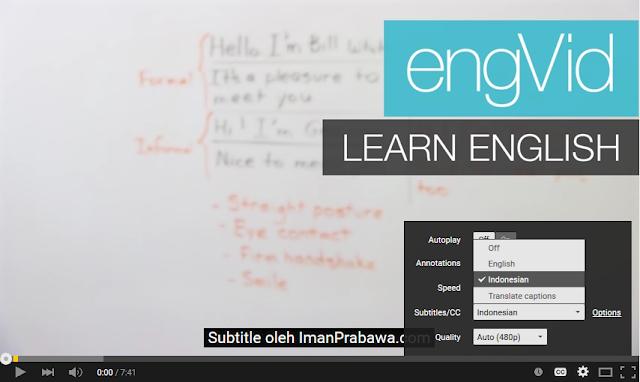 Cara Memperkenalkan Diri Kita Dalam Bahasa Inggris
