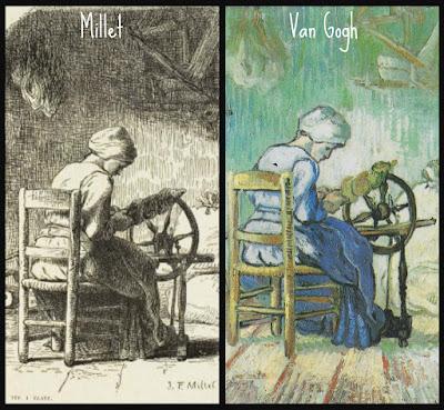 Millet, Van Gogh,