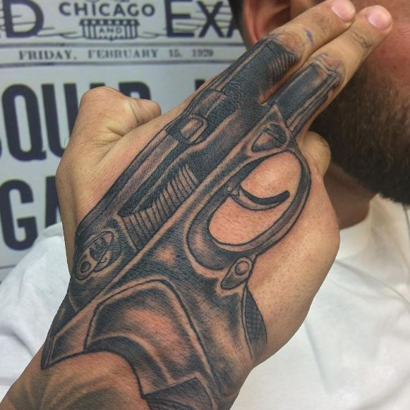 50+ Best Hand Tattoos For Men (2019) Cool & Simple - Page 5 of 5 ...
