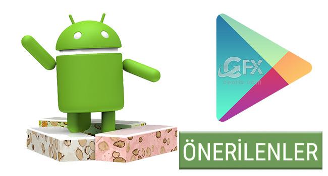 Android 7.0 Nougat Güncellemesi Uygulama Önerilerini Kapatma