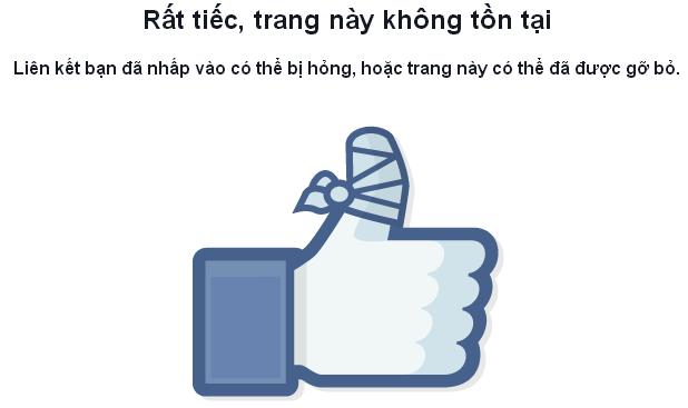 [Facebook Tutorial] Hướng dẫn làm trang cá nhân vô hiệu hóa