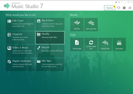 Ashampoo Music Studio 7 Full