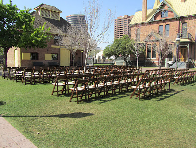 Budget Wedding Venues Los Angeles Heritage Square Museum Wedding