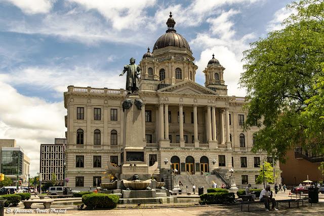 Tribunal del Condado de Onondaga - Syracuse, NY por El Guisante Verde Project