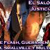 #Podcast - El Salón de la Justicia 2x04   Reverse Flash   Guerra en Gotham   Smallville   Multiverso