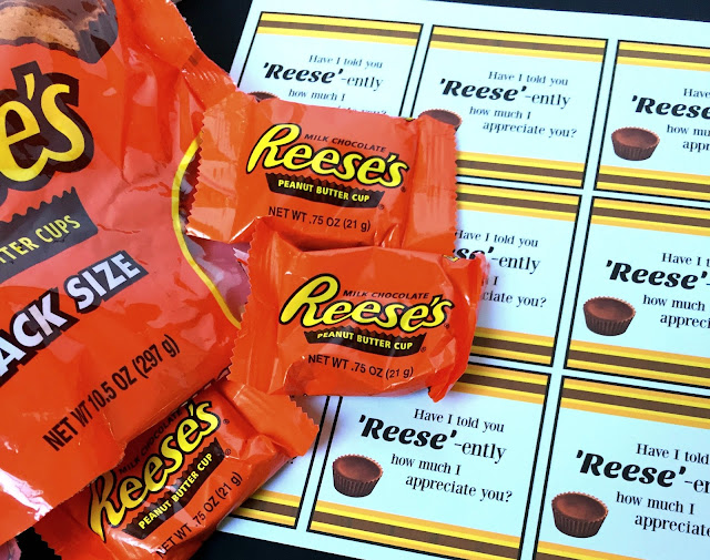 michelle paige blogs: Reese's Peanut Butter Cups ...